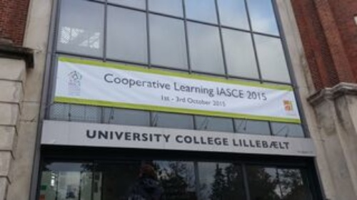 Internationell konferens kring Cooperative Learning