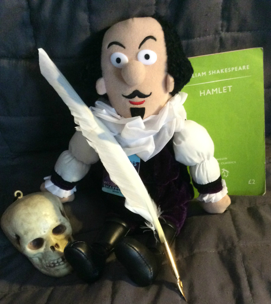 Shakespeare and his Hamlet