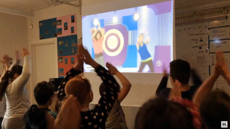 Brain breaks – Zumba